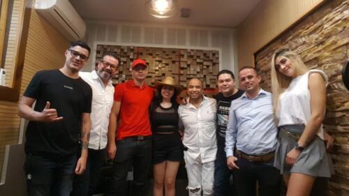 Yance Jaramillo, Magno Music Group.