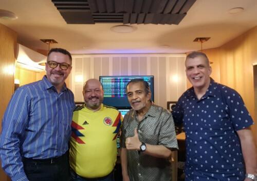 Elkin Serna, Jorge Cottes, Jorge Gaviria