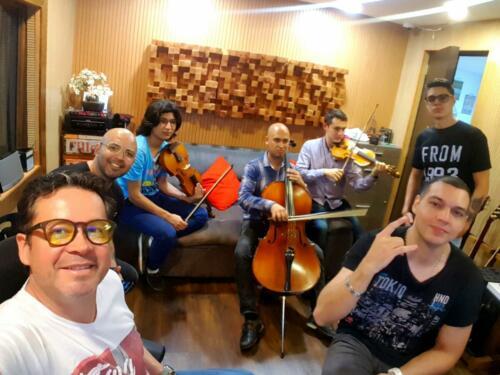 Lukas Bloom, Frank Valenzuela, Sebastian Molina