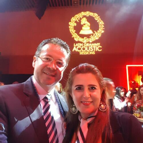 Latin GrammyJairo Alberto SanzAlexandra Laserna