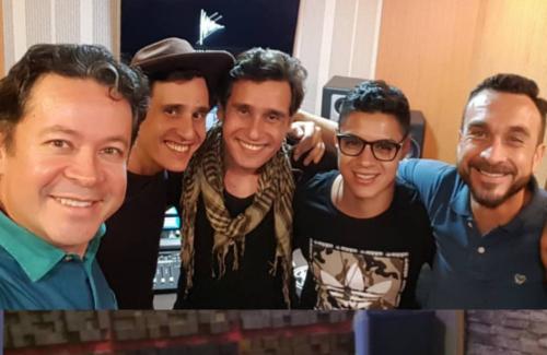 Villegas Music, Pipe Alzate, Sebastian Molina