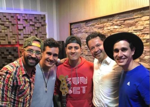 David Sanchez, Lucas Arnau, Villegas Music
