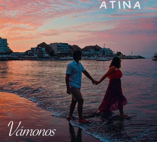 AtinaProducción Bernardo OssaMezcla y Mastering Jairo Sanz